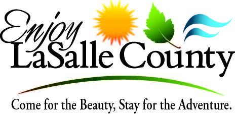 LaSalle County Tourism Logo